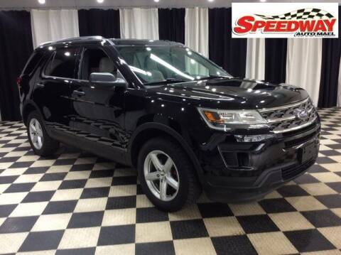 2018 Ford Explorer for sale at SPEEDWAY AUTO MALL INC in Machesney Park IL