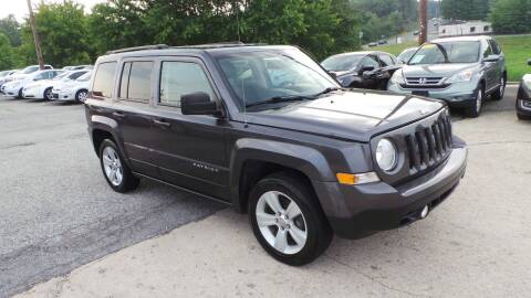 2017 Jeep Patriot for sale at Unlimited Auto Sales in Upper Marlboro MD