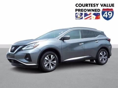 2019 Nissan Murano for sale at Courtesy Value Pre-Owned I-49 in Lafayette LA
