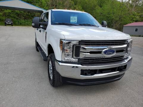 2019 Ford F-250 Super Duty for sale at A - K Motors Inc. in Vandergrift PA