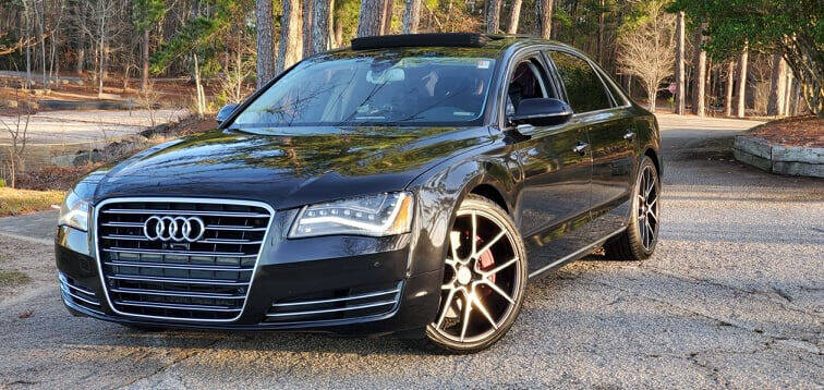 2013 Audi A8 L for sale at Augusta Motors in Augusta GA