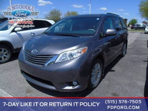 2011 Toyota Sienna for sale at Fort Dodge Ford Lincoln Toyota in Fort Dodge IA