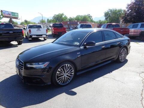2017 Audi A6 for sale at State Street Truck Stop in Sandy UT