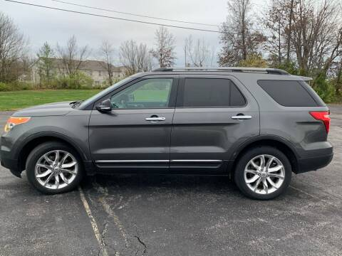 2015 Ford Explorer for sale at Revolution Motors LLC in Wentzville MO