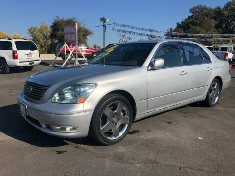 2005 Lexus LS 430 for sale at C J Auto Sales in Riverbank CA