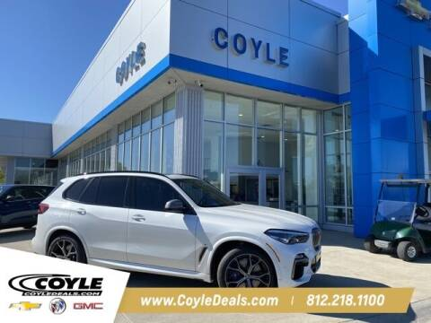 2021 BMW X5 for sale at COYLE GM - COYLE NISSAN - New Inventory in Clarksville IN