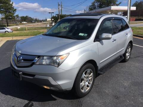 2008 Acura MDX for sale at Legacy Motor Sales in Norcross GA