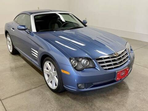 2005 Chrysler Crossfire for sale at Bob Clapper Automotive, Inc in Janesville WI