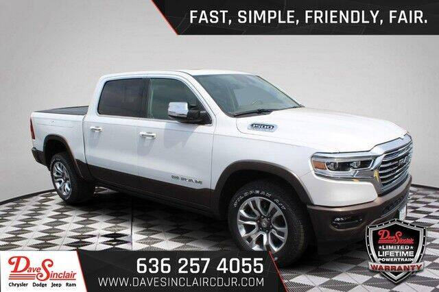 2021 RAM Ram Pickup 1500 for sale at Dave Sinclair Chrysler Dodge Jeep Ram in Pacific MO