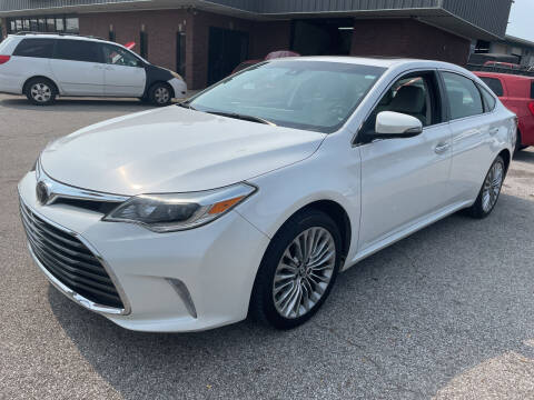 2018 Toyota Avalon for sale at East Memphis Auto Center in Memphis TN