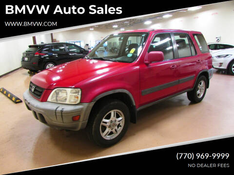 2000 Honda CR-V for sale at BMVW Auto Sales in Union City GA