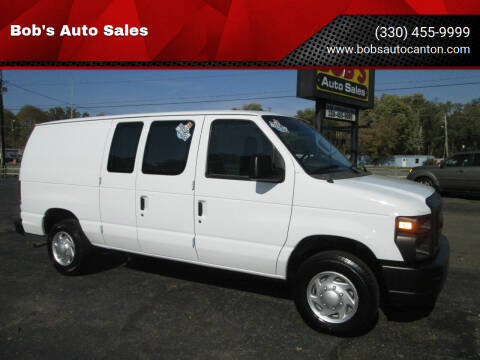 2012 Ford E-Series Cargo for sale at Bob's Auto Sales in Canton OH