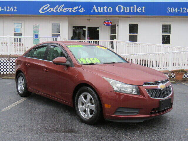 2013 Chevrolet Cruze for sale at Colbert's Auto Outlet in Hickory NC