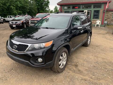 2012 Kia Sorento for sale at Winner's Circle Auto Sales in Tilton NH