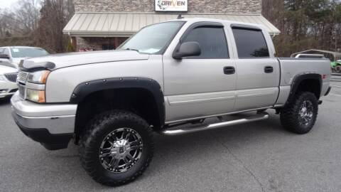 2006 Chevrolet Silverado 1500 for sale at Driven Pre-Owned in Lenoir NC
