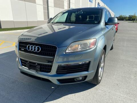 2008 Audi Q7 for sale at Quality Auto Sales And Service Inc in Westchester IL