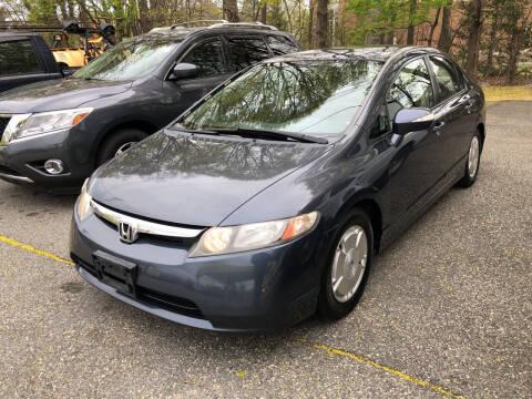 2006 Honda Civic for sale at Barga Motors in Tewksbury MA