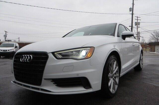 2016 Audi A3 for sale at Eddie Auto Brokers in Willowick OH