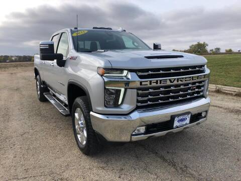 2021 Chevrolet Silverado 2500HD for sale at Alan Browne Chevy in Genoa IL