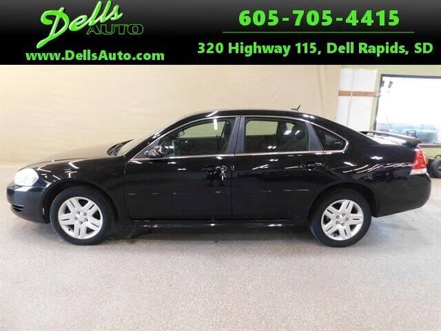 2014 Chevrolet Impala Limited for sale at Dells Auto in Dell Rapids SD