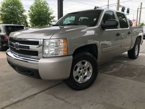 2008 Chevrolet Silverado 1500 for sale at Michael's Imports in Tallahassee FL