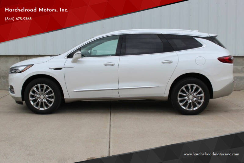 2020 Buick Enclave for sale at Harchelroad Motors, Inc. in Imperial NE