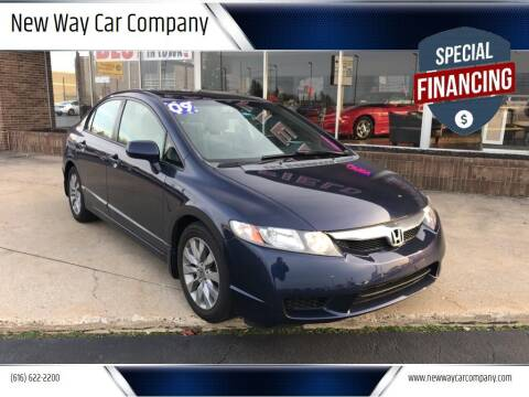 2009 Honda Civic for sale at New Way Car Company in Grand Rapids MI