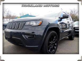 2018 Jeep Grand Cherokee for sale at Rockland Automall - Rockland Motors in West Nyack NY