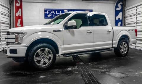 2018 Ford F-150 for sale at Falleti Motors, Inc.  est. 1976 in Batavia NY