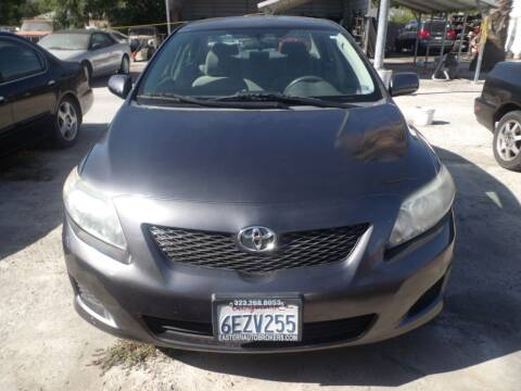 2009 Toyota Corolla for sale at AJ'S Auto Sale Inc in San Bernardino CA