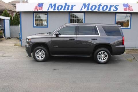 2017 Chevrolet Tahoe for sale at Mohr Motors in Salem OR