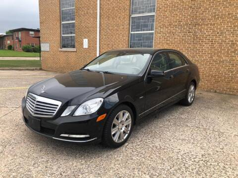 2012 Mercedes-Benz E-Class for sale at Auto Start in Oklahoma City OK