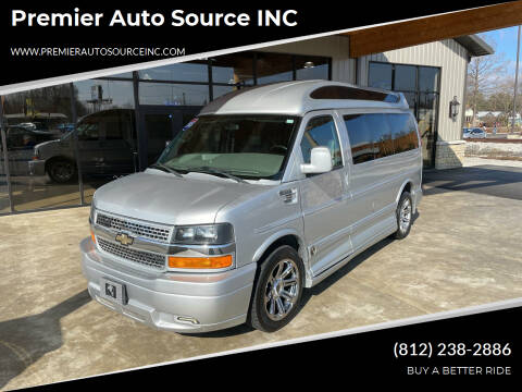 2015 Chevrolet Express Cargo for sale at Premier Auto Source INC in Terre Haute IN