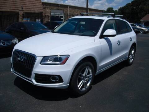 2017 Audi Q5 for sale at German Exclusive Inc in Dallas TX