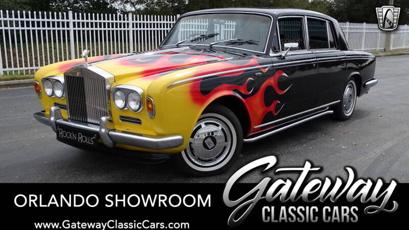1967 Rolls-Royce Silver Shadow for sale in Lake Mary, FL