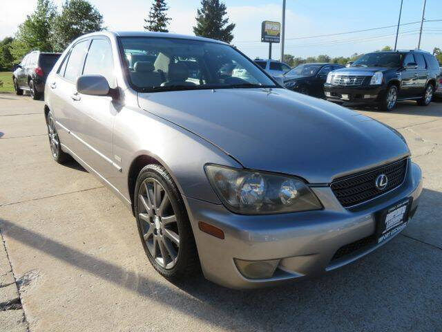 2004 Lexus IS 300 for sale at Import Exchange in Mokena IL