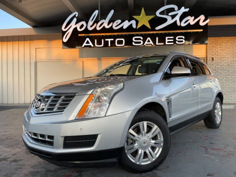 2015 Cadillac SRX for sale at Golden Star Auto Sales in Sacramento CA