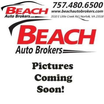 2016 Subaru WRX for sale at Beach Auto Brokers in Norfolk VA