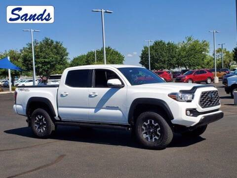 2020 Toyota Tacoma for sale at Sands Chevrolet in Surprise AZ