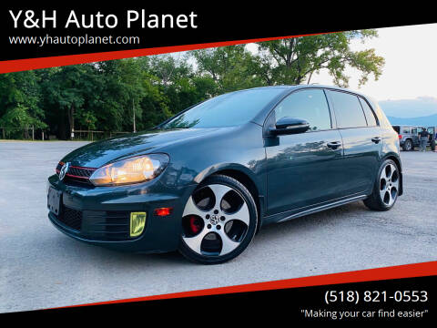 2012 Volkswagen GTI for sale at Y&H Auto Planet in West Sand Lake NY