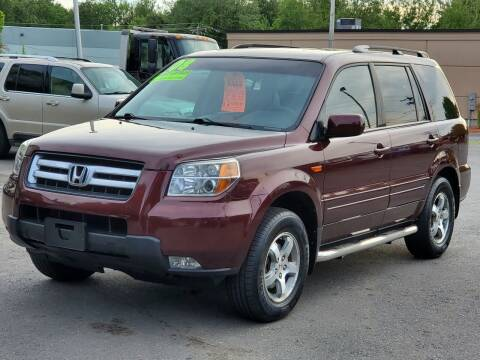 2008 Honda Pilot for sale at United Auto Service in Leominster MA