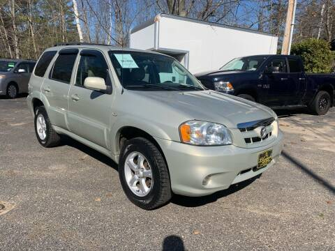 2005 Mazda Tribute for sale at Bladecki Auto in Belmont NH