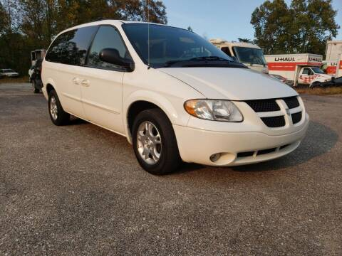2003 Dodge Grand Caravan for sale at Ona Used Auto Sales in Ona WV