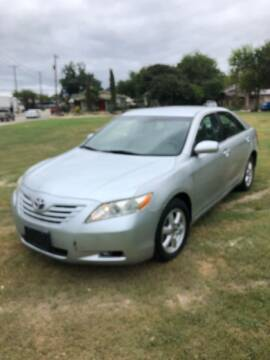 2007 Toyota Camry for sale at Carzready in San Antonio TX