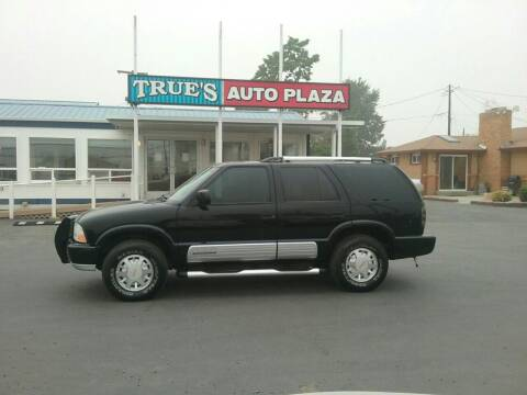 2000 GMC Envoy for sale at True's Auto Plaza in Union Gap WA