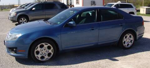 2010 Ford Fusion for sale at Taylor Car Connection in Sedalia MO