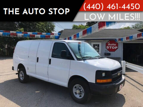2012 Chevrolet Express Cargo for sale at The Auto Stop in Painesville OH