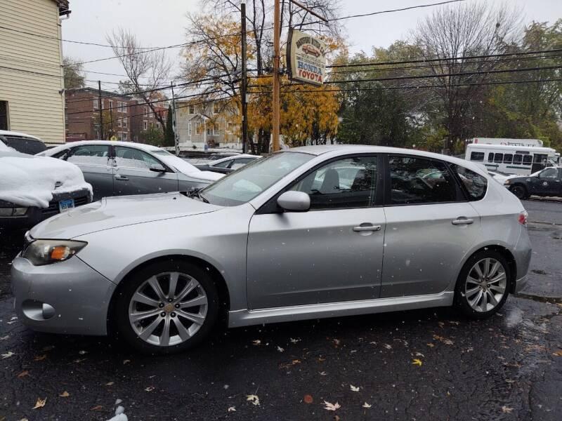 2008 Subaru Impreza for sale at HARTFORD MOTOR CAR in Hartford CT