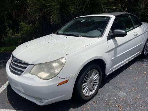 2008 Chrysler Sebring for sale at Used Car Factory Sales & Service in Port Charlotte FL