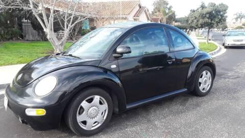 2000 Volkswagen New Beetle for sale at Goleta Motors in Goleta CA